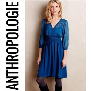 Lot of 4 Anthropologie dresses